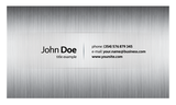 Business Card Template - HDS-49