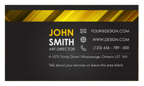 Business Card - FT - HDS-04 - New Era Print Solutions