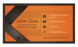 Business Card Template - HDS-11 - New Era Print Solutions
