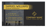 Business Card - FT - HDS-11