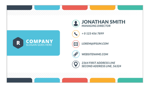 Business Card - FT - HDS-39