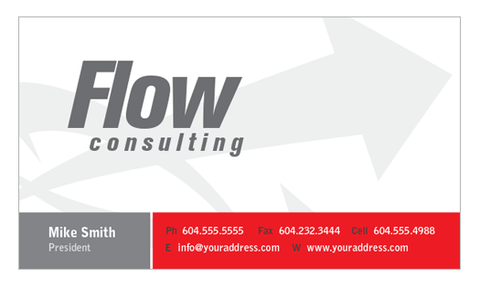 Business Card - FT - HDS-40 - New Era Print Solutions