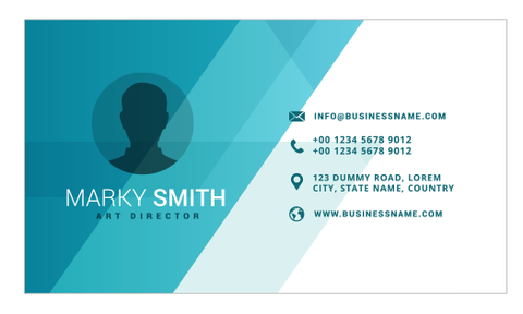 Business Card - FT - HDS-46
