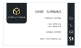 Business Card - FT - HDS-48