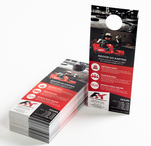 "4.25""x11"" - Door Hangers - New Era Print Solutions"