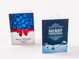 Holiday Cards - Folded