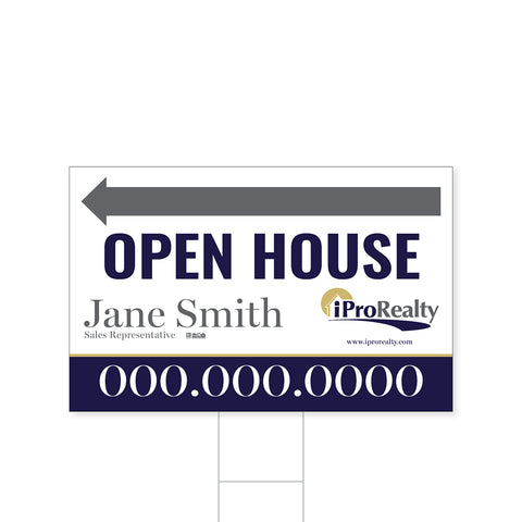 iPro Directional Signs - 3