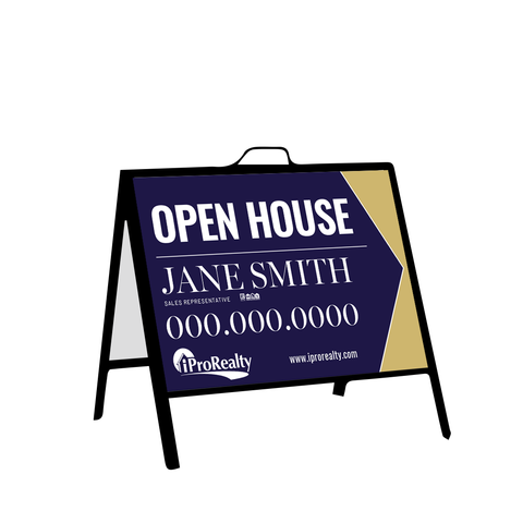 iPro Open House Signs - Inserts - 002