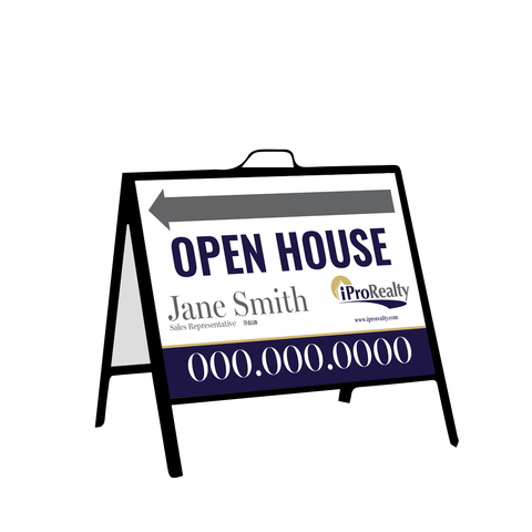 iPro Open House Signs - Inserts - 003