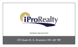 iPro Realty Business Cards - 004