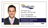iPro Realty Business Cards - 008