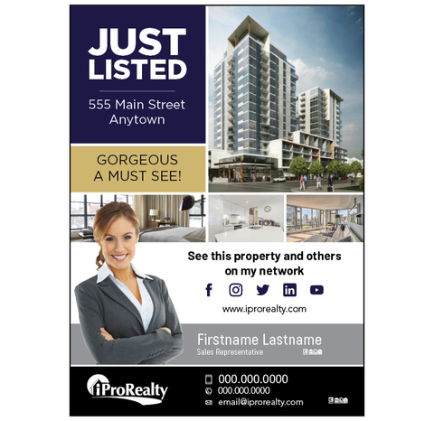 iPro Realty Postcards - 003