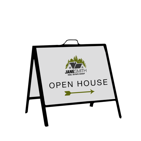 Realtor Open House Signs - Inserts