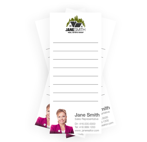 Realtor Note Pads