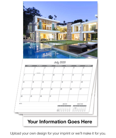 Wall Calendars - Beautiful Destinations