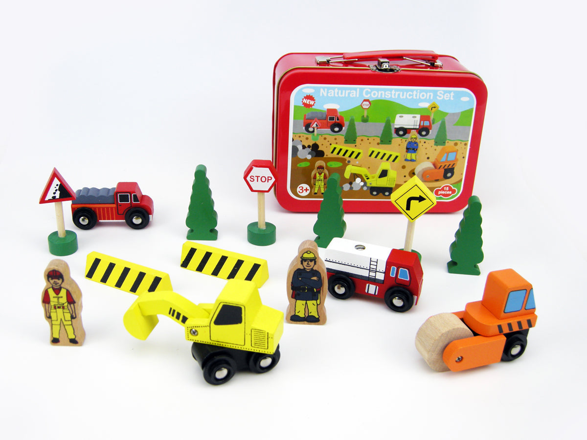 Wooden Construction Set in Tin Carry Case $25.jpg