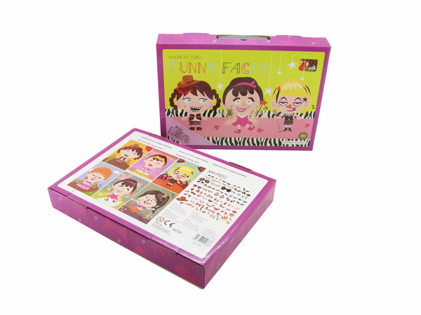 Funny Faces Magnetic Playset Girl in Carry Case $30.jpg