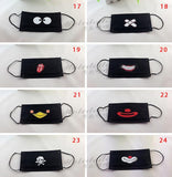 Disposable Mouth Mask 10pcs/bag Adult Anti Haze Mask Spunlace anti-dust Windproof Mouth-muffle Flu Face Medical Mask