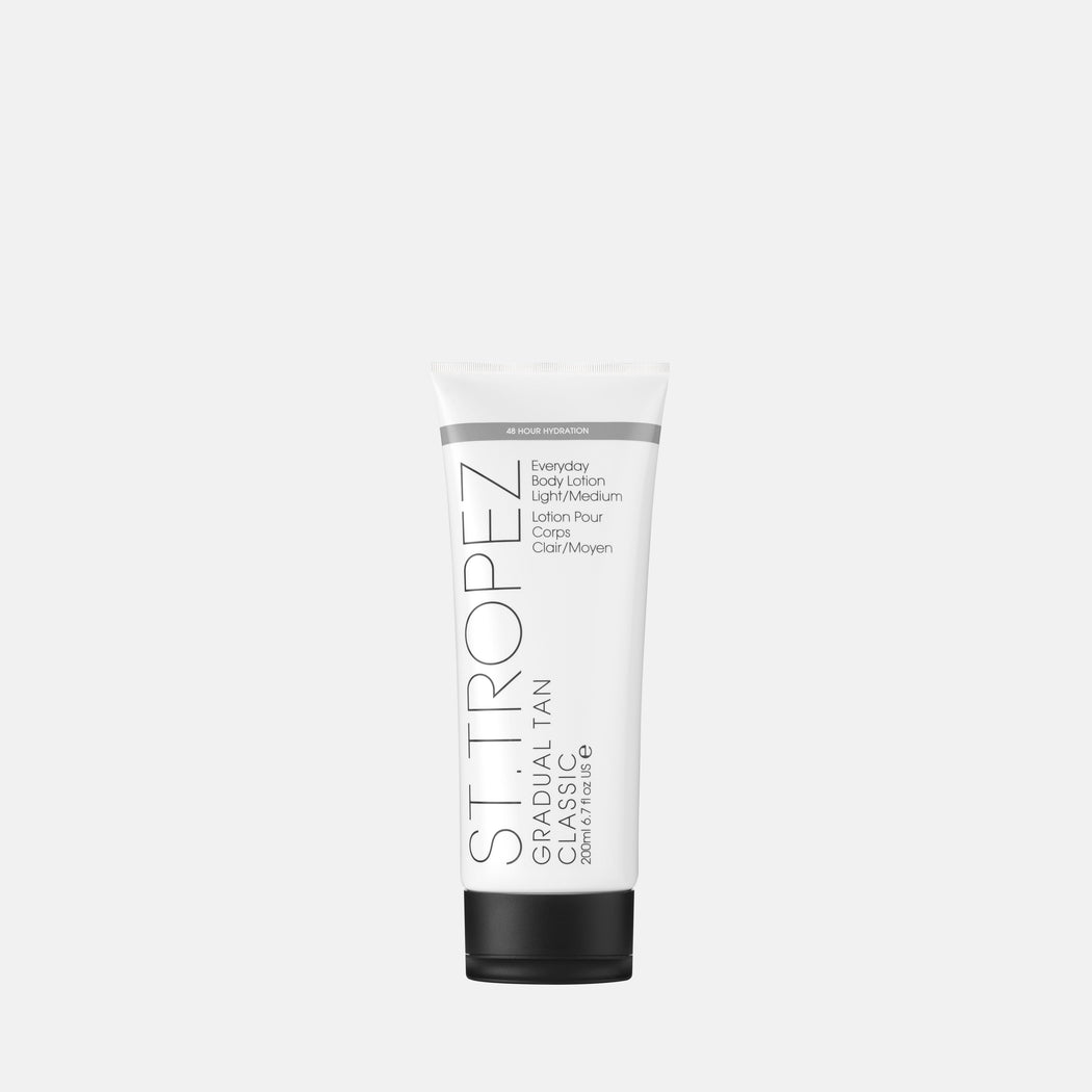 St Tropez Everyday Gradual Tan Light/Medium 200ml