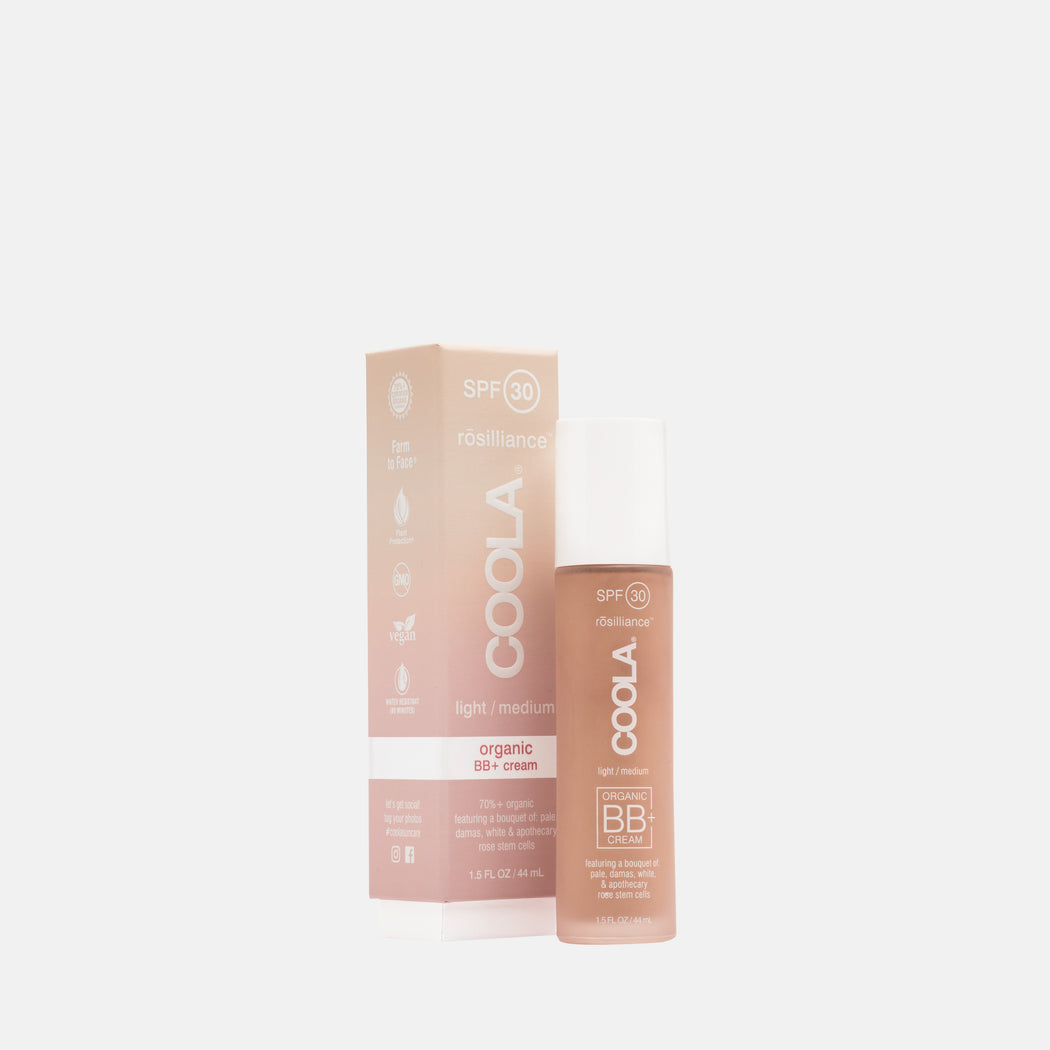 Coola Mineral Face BB+ Rosilliance Light/Med Tint SPF30 44ml