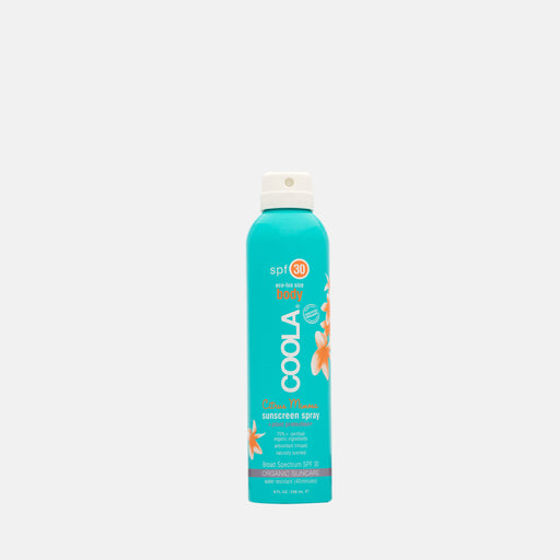 Coola Sport SPF 30 Sunscreen Spray – Citrus Mimosa 236ml