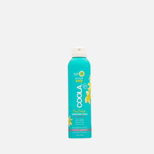 Coola Sport SPF 30 Sunscreen Spray – Pina Colada 236ml