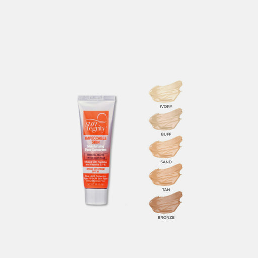 Suntegrity Impeccable Skin SPF30 - Tinted