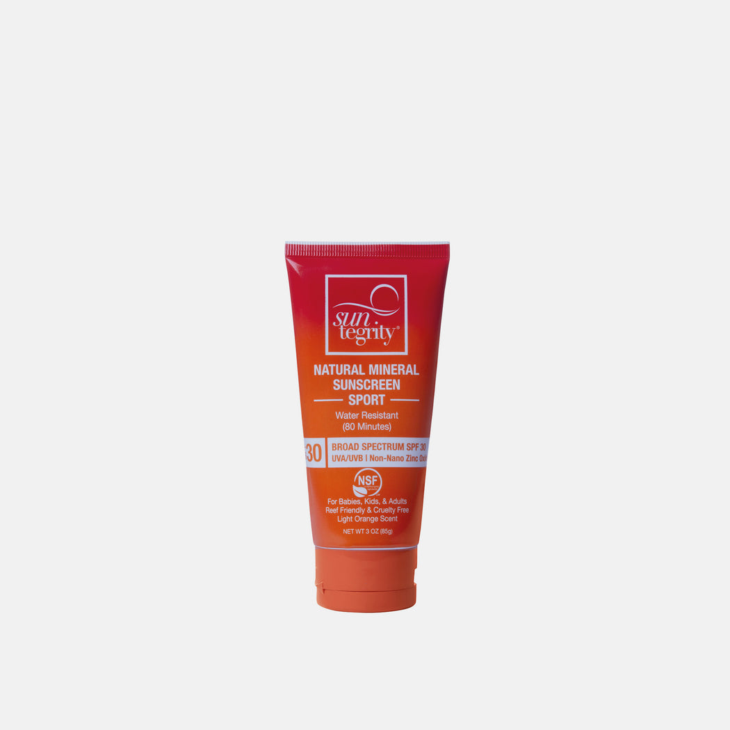 Suntegrity Sport Natural Sunscreen