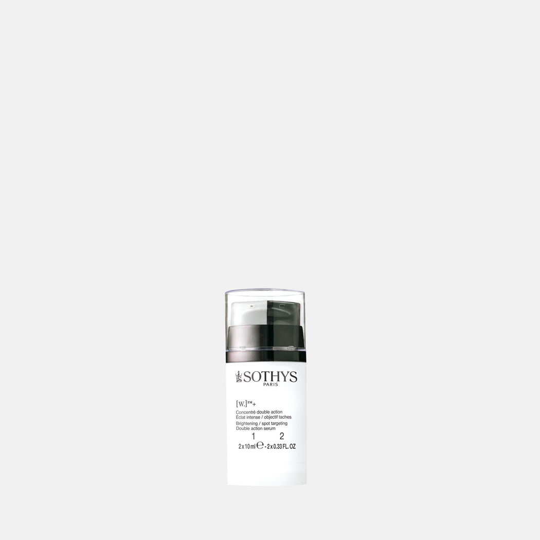 Sothys [W.]+ Double Action Serum 2x 10ml