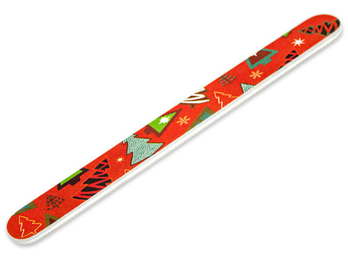 Christmas Tree Nail File