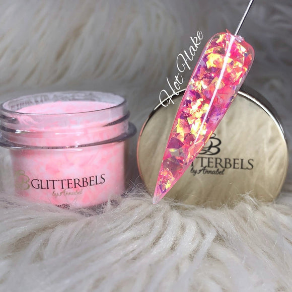 Glitterbels Acrylic Powder Hot Flake 28g