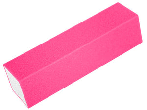 Buffer Sanding Block - hot pink