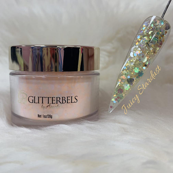 Glitterbels Stardust Acrylic Powder Juicy 28g