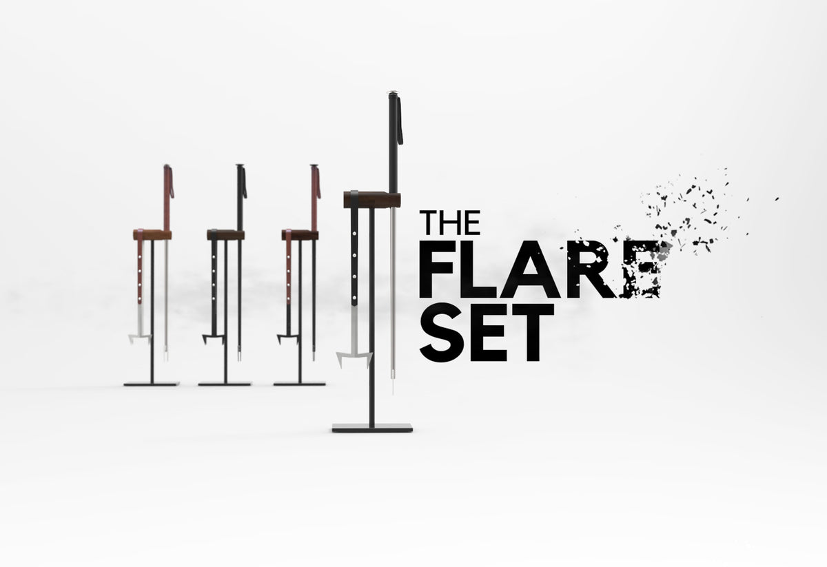 FLARE SET - Fire tools