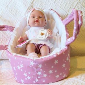 Arias Doll - ReBorn in Basket