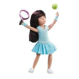 Kruselings - Luna Doll - The Tennis Player