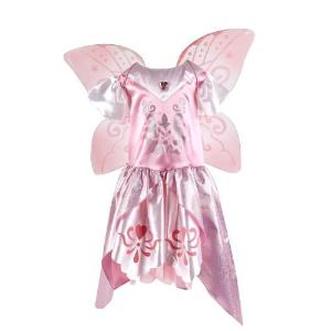 Kruselings - Costume - Vera Magic Costume & Wings for Children