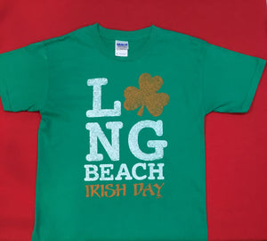 LB Irish Day Kid's Shirt