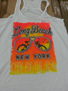 LB Sunset Tank Top