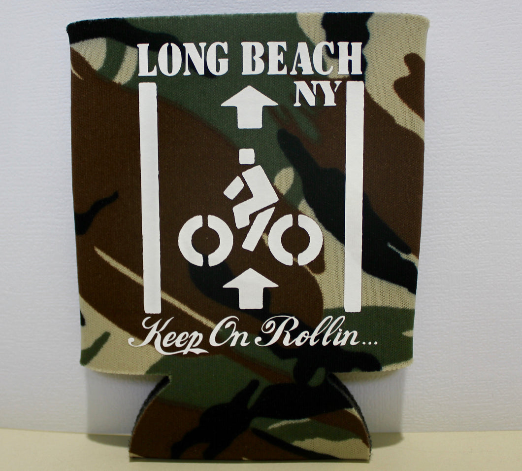 Bike Lane Koozie