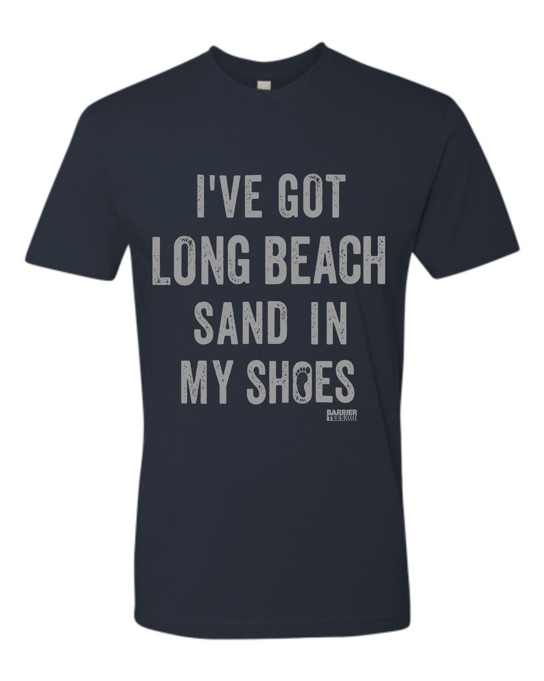 Unisex LB Sand in Shoes T-shirt