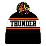 2019 Thunder Beanie (for away games)