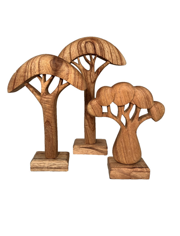 African Trees Natural by Papoose Toys