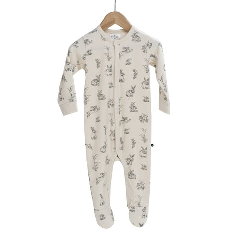 Baby Organic Sleepsuit by Burrrow and Be- Little Cherished Co.