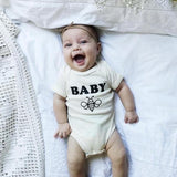 Baby Bee Onesie/Tee - Little Cherished Co.