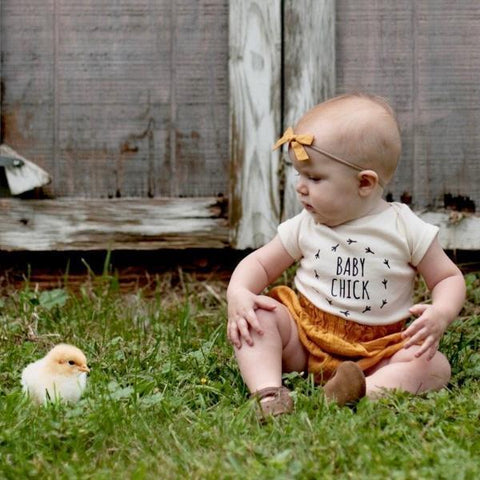 Baby Chick Onesie/Tee - Little Cherished Co.