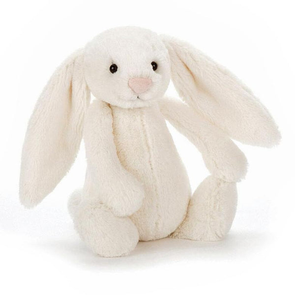 Bashful Bunny in medium size and cream colour