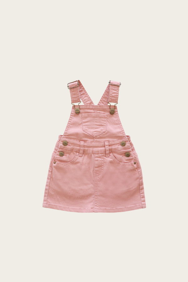 Chloe Dress Rose Denim by Jamie Kay