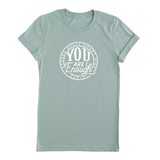 You Are Enough- Adult Tee - Little Cherished Co.