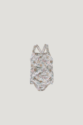 Everly Swimsuit in Wild Floral by Jamie Kay- Little Cherished Co.